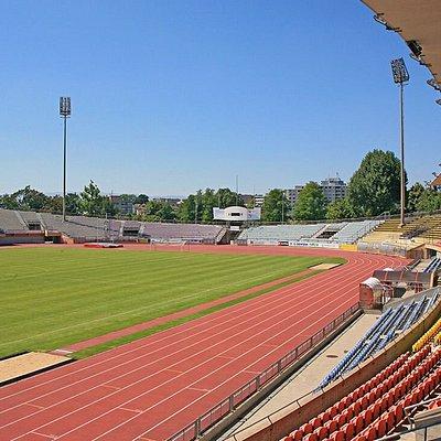 Stade Olympique de la Pontaine à Lausanne (canton de Vaud)