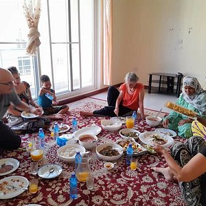 Jiranileo's network of local hosts welcomes you into their home to share a meal with their families. Guests will see local culture firsthand and taste local cuisine.