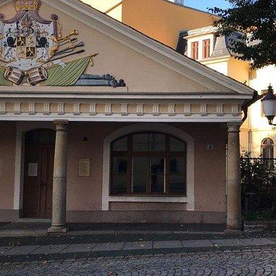 Alte Wache - svadobná kaplnka