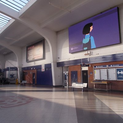Blackpool North Railway Station