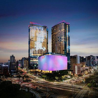 Jeju Dream Tower Exterior