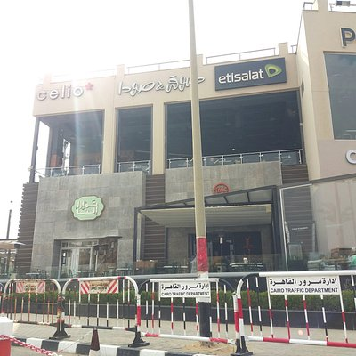 POINT 90 MALL, NEW CAIRO!