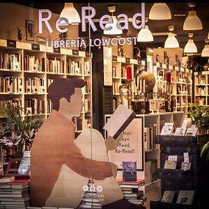 Librería Re-read