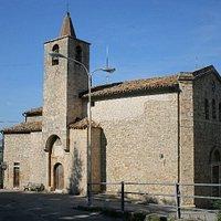 Chiesa costruita nel XVI secolo.