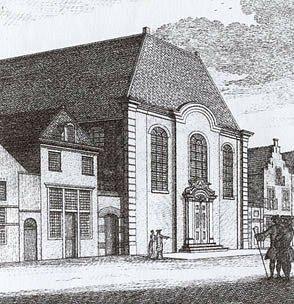 Kerk, eind 18e eeuw