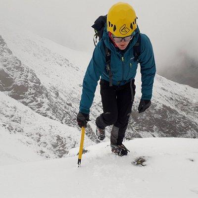 Winter Walking Course Snowdonia