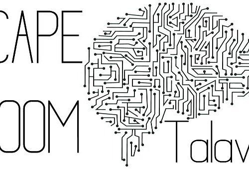 Logo dd Escape Room Talavera