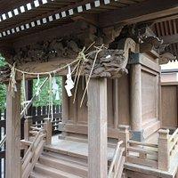 龍ケ崎市・高田権現神社