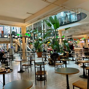 Food Court grounds @ City Square Shopping Centre