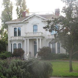 The Rengstorff House, Sunnyvale, Ca