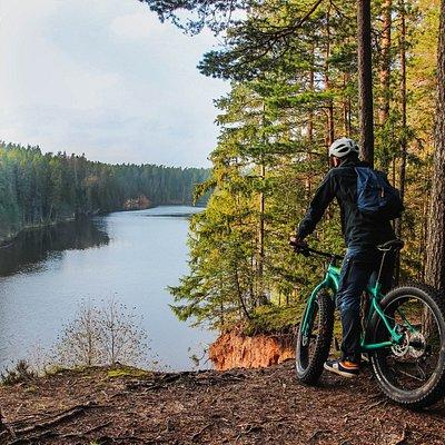 Fatbike tours in Estonia