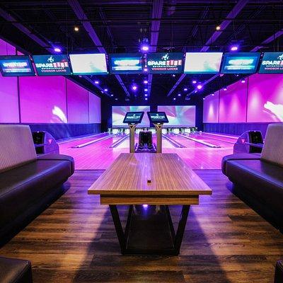 Luxury Bowling Lanes