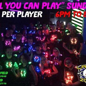 All You Can Play Sundays