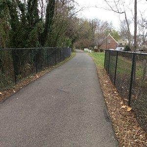 Warrenton Branch Greenway
