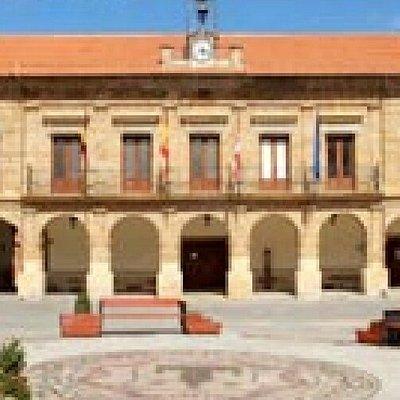 Typical Plaza Mayor
