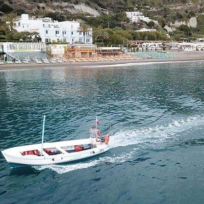 Baffone Boat Taxi Sant'angelo '