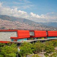 Nuestro museo está en la zona norte de Medellín.