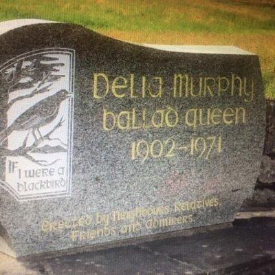 Delia Murphy still remembered.