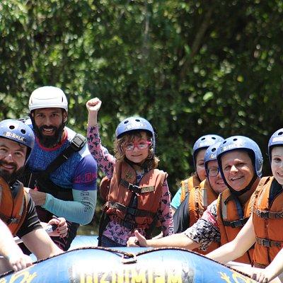 Traga toda a família para curtir o rio jacaré, o rafting e a cidade de brotas rodeada de natureza e beleza para explorar!!!