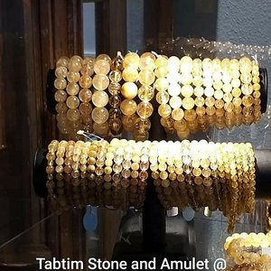 Tabtim Stone & Amulet