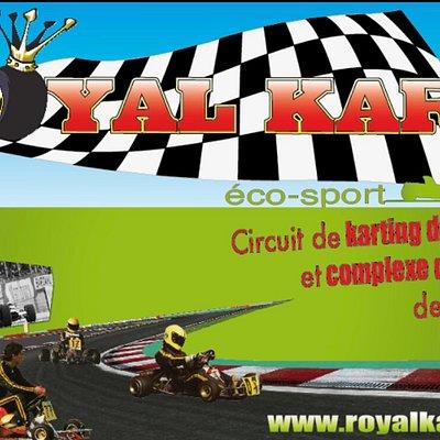 Plus grand Circuit de karting indoor de Bretagne