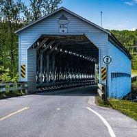 Pont couvert Des Anses-Saint-Jean