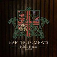 """Bartholomew's Public House """"Coat of Arms"""""""