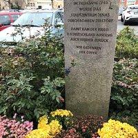 Denkmal der Opfer 1945