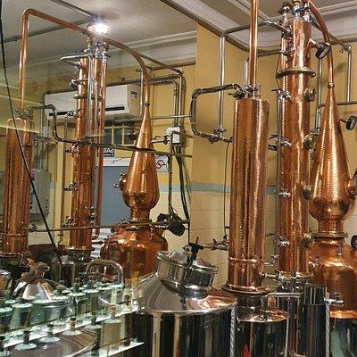 São Paulo Urban Distillery
