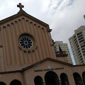 Paróquia Imaculada Conceição - Ipiranga