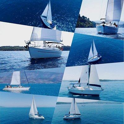 Balos Yachts - Private Daily Cruises - Skippered Yacht Charter - Corfu - Paxos - Sivota and more