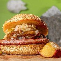 Strong Burger Aosta Alpanino