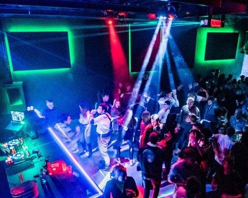Le Lapin Vert (bar - club - discothèque) à Haute-Nendaz (canton du Valais)