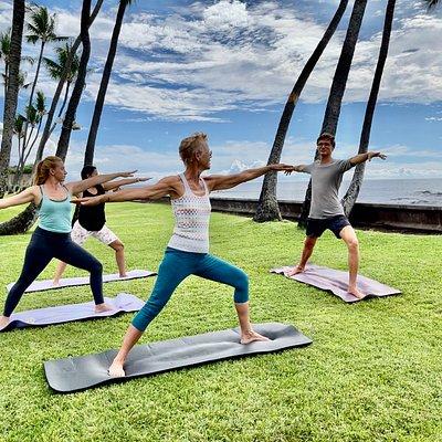 Sunrise Oceanfront Yoga