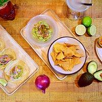 Restaurante Mexicano por excelencia. Ándele.