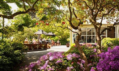 Glenfalloch Garden Cafe and Restaurant.