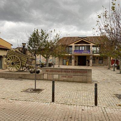 Ayuntamiento de Torremocha de Jarama.