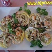 Insalata di mare - Seafood salad