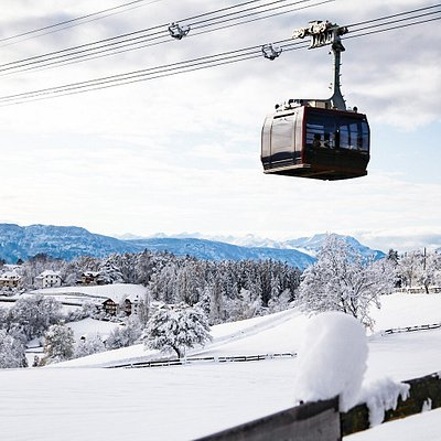 Rittner Seilbahn  Funivia del Renon Cable Car Ritten-Renon