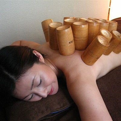 If you are into cupping, it is one of our specialties.
