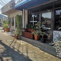 A lovely little cafe.