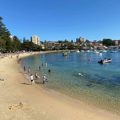 East Manly Cove Beach