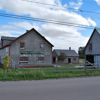 The Campbell Carriage Factory is unique in Canada as an amazingly preserved example of 19th century manufacturing in its original location with over 6000 original artifacts on site.