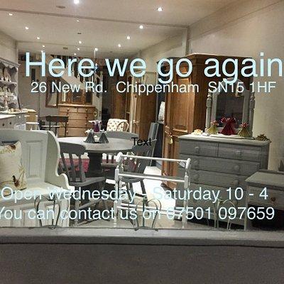 Here we go again Chippenham
