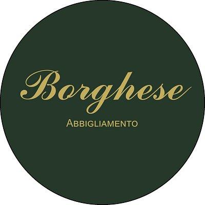Logo Borghese Abbigliamento