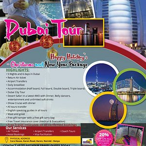 #DubaiTours - All the year round