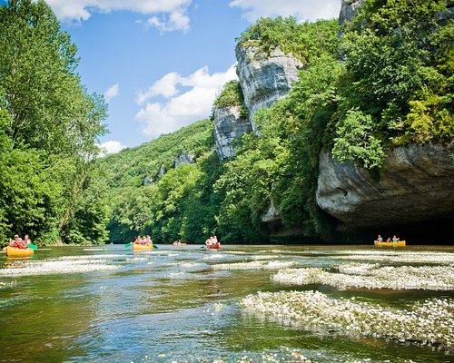 AVCK canoës sur la Vézère : les plus beaux paysages !