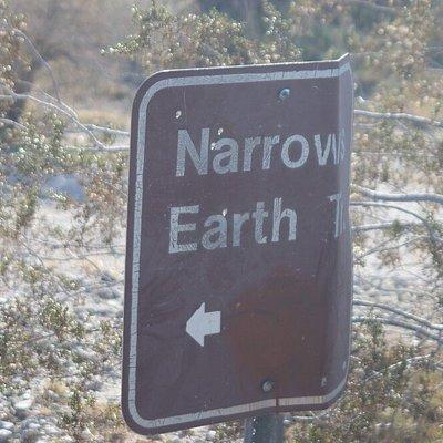 Narrow EarthEarth