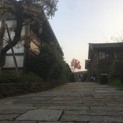 Rebuilt Village at Saltlake Resort