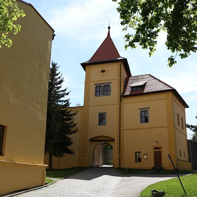Polná - zámek